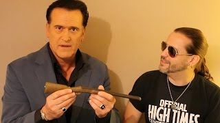 The HIGH TIMES Interview: Bruce Campbell