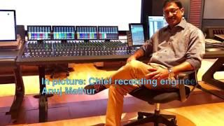 Tour of Yash Raj Films Studio, India