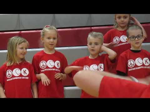 Xxx Mp4 Elle S Kindergarten Class Performs A Math Rap 3gp Sex