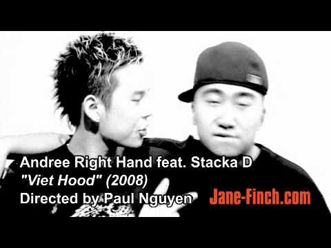 Andree Right Hand Viet Hood 2008