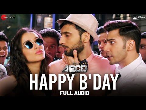 Xxx Mp4 Happy B Day Full Song ABCD 2 Varun Dhawan Shraddha Kapoor Sachin Jigar D Soldierz 3gp Sex