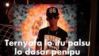Young Lex ft AfroGie - Teman Palsu  ( VIDEO LYRIC )