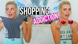 INSANE SHOPPING ADDICTION! | Aspyn + Parker