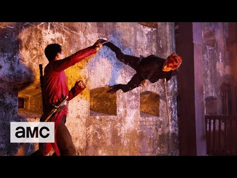Into the Badlands The Complete Season 1 Fights