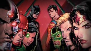 Justice League: Rebirth – The Epic Begins
