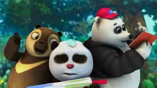 Krtek a panda epizoda 13 - Pravý nebo falešný medvěd