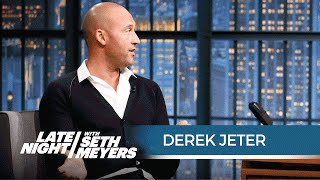 """Derek Jeter: Red Sox Fans Have """"Softened Up"""" Since Winning the World Series"""