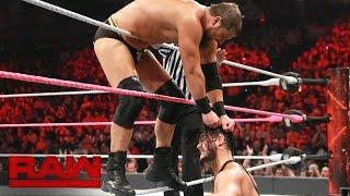 Curtis Axel vs. Bo Dallas: Raw, Oct. 24, 2016