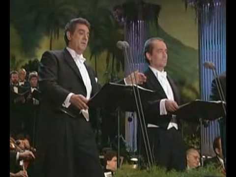 The 3 tenors in concert 1994 - Lippen Schweigen