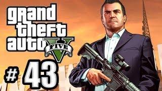Grand Theft Auto 5 Gameplay Walkthrough Part 43 - Lamar Down