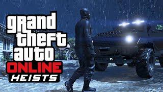 GTA 5 Online SECRET $10,000,000 HEIST PAYOUT TUTORIAL! (GTA 5 Online Heist DLC Challenge)