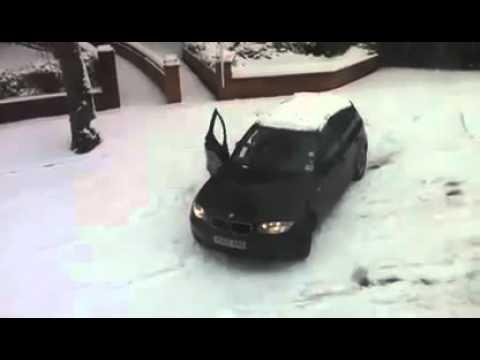 Xxx Mp4 EPIC FAIL Woman Driving In The Snow 3gp Sex