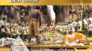 Cinemaa Awards 2010 - Cinemaa Awards 2010 Winners: SS Rajamouli (Best Director)