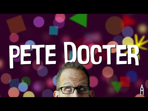 Pete Docter - Geometry of Characters