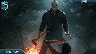 Friday the 13th: The Game - First day of Early Play [Twitch Archive]