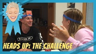 'Heads Up!': The Challenge