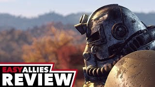 Fallout 76 - Easy Allies Review