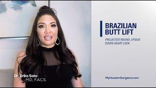 Dr. Erika Sato, Brazilian Butt Lift
