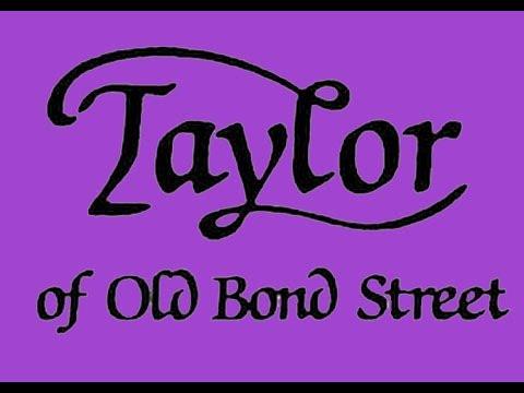 Taylor of Old Bond Street Lavender SOTD & OneBlade