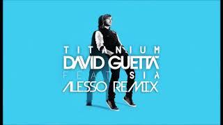 David Guetta - Sia-Titanium (Alesso Remix) 2014