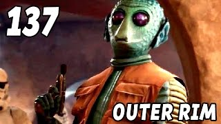 Let's Play Star Wars Battlefront Outer Rim DLC Gameplay German #137 - Greedo