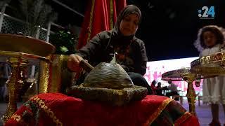 """""""المغرب يفتح لكم أبوابه"""" في أبوظبي.. رحلة ساحرة بين الشاي والموسيقى والتراث"""
