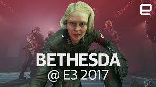 Bethesda E3 2017 Briefing in Under 8 Minutes | E3 2017
