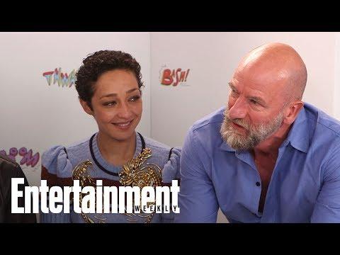 Xxx Mp4 Preacher Cast Teases Really Filthy Sex Scene SDCC 2017 Entertainment Weekly 3gp Sex