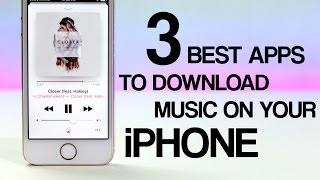 TOP 3 Best Apps to Download Music on Your iPhone (OFFLINE MUSIC) | Working 2018 #3