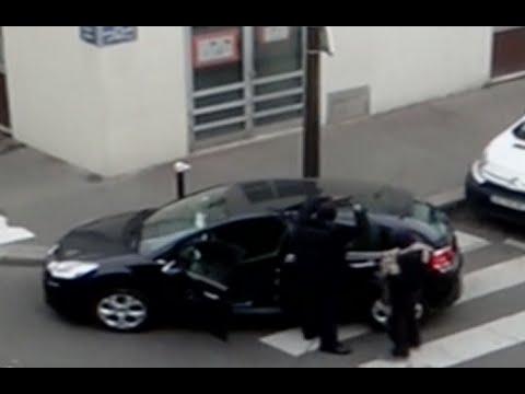 Nuevo video de los terroristas contra Charlie Hebdo