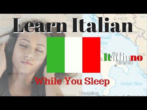 Xxx Mp4 Learn Italian While You Sleep 125 Basic Italian Phrases Italian For Beginners 3gp Sex