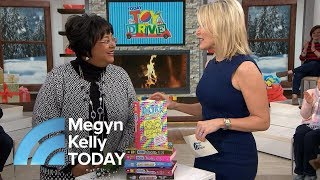 'Dork Diaries' Author Reveals Simon And Schuster Donation To Toy Drive | Megyn Kelly TODAY