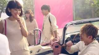 GENERATIONS / Samantha Vega New CM 2015AW  ラミディver.メイキング動画