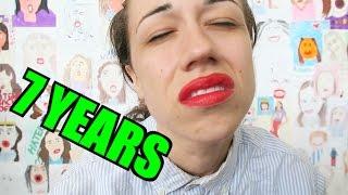 7 YEARS - Miranda Sings Music Video