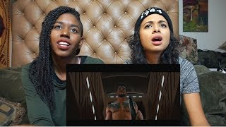 Black Panther Official Trailer REACTION