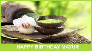 Mayur   Birthday SPA - Happy Birthday