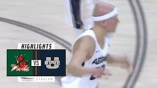 Mississippi Valley State vs. Utah State Basketball Highlights (2018-19) | Stadium