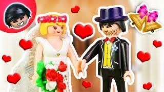 KARLCHEN KNACK #27 - Die Hochzeit! - Playmobil Polizei Film