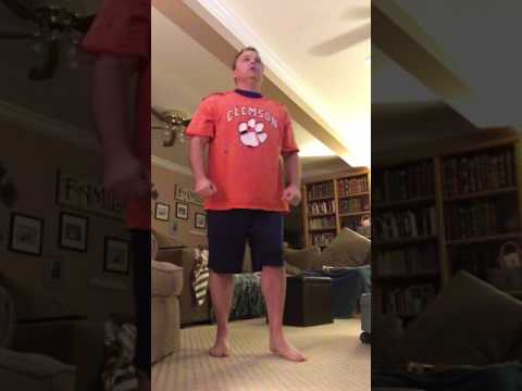 Reaction to Clemson Beating Alabama Last 9 seconds of game