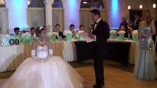 Father's Speech at Daughter's 18th Birthday Debut