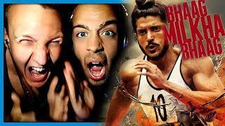 Bhaag Milkha Bhaag Official Trailer with Eng Subtitles (2013) | Trailer Reaction by Robin and Jesper