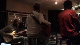 Thami Shobede Live in Studio