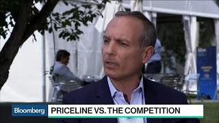 Priceline CEO on Strategy, Airbnb Competition and China