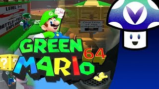 [Vinesauce] Vinny - Green Mario 64