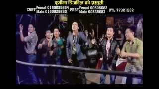 Aaja Nagat Voli Udharo   Chhabi Basyal & Ishwori Rana Magar   Purnima Digital
