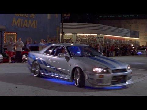 Xxx Mp4 2 FAST 2 FURIOUS First Race S2000 Vs RX 7 Vs Supra Vs Skyline 1080HD 3gp Sex