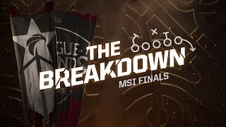 The Breakdown with Zirene: Setting up the Engage (MSI 2017 Finals)