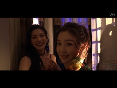 Red Velvet 레드벨벳 '피카부 (Peek-A-Boo)' Making Film