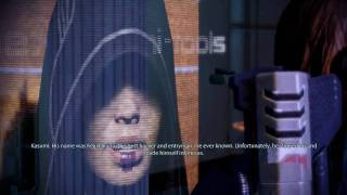 Mass Effect 2 - Kasumi, Recruitment and Pre-Party (1/7)