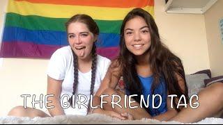 LGBT GIRLFRIEND TAG | DEE & TANA
